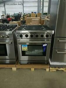 Stoves, Ovens, Refrigerators, and more Appliances - Auction Ends March 27th