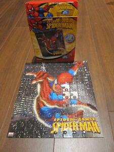 Spiderman puzzle 100 pcs new condition