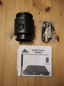 Air Pump Kelty, for Sleep Easy-Airbed, Pump Only, Brand New
