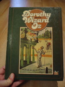 ▀▄▀Vtg.DOROTHY AND THE WIZARD OF OZ