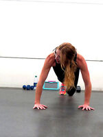GROUP FITNESS AND YOGA CLASSES IN BONNIE DOON AREA