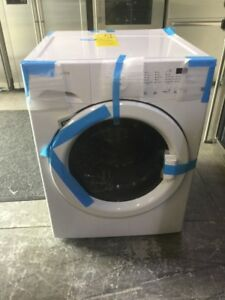 "Whirlpool White 27"" Front Loader Washer $699"
