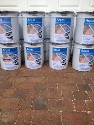 BLOCK PAVING SEALER  DIVEWAY SEALER 20LTS  wet look