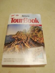 Ontario CAA Tour Book - 638 pages!  Super condition Kitchener / Waterloo Kitchener Area image 2