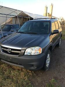 2006 Mazda Tribute Ford Escape PART-OUT PARTS 05 04 03 02 01 00