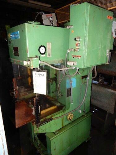 Denison Model Wr8 Gap Frame Hydraulic Press