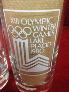 Olympic Winter Games Coke Glasses Windsor Region Ontario image 2