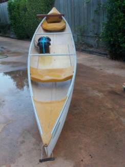 B line 2 person canoe Narangba Caboolture Area Preview
