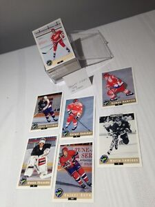Sort # : 900 - 100 cartes 1992 Hockey draft picks - Set Complet
