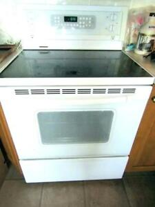 Fridge and stove for sale $400.00 OBO