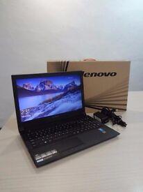 "Lenevo B50-80 15.6"" i5-5200U 4GB RAM 500GB HDD Intel HD5500 DVD Drive Windows10"
