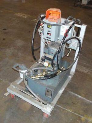 Used Delta Power Hydraulic Power Supply Test Unit