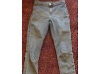 Top shop jeans size w71