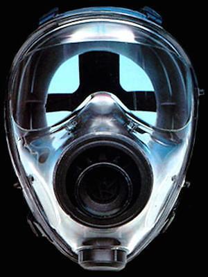 NATO 40mm SGE 400 Biological Survival Gas Mask