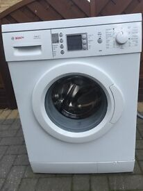 Bosch Excell 7 Varioperfect Washing Machine