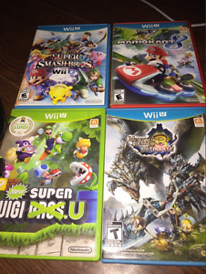 Selling Wii-U Bundle for $250 or best offer