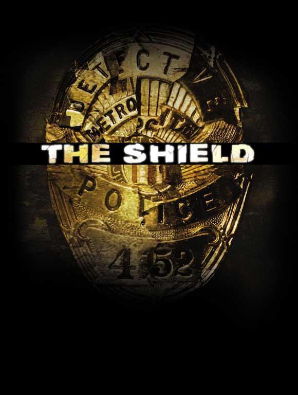 The Shield 27x40 TV Poster (2002)