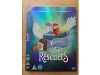 Disney The Rescuers DVD O-ring, classic no 23