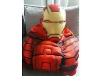 IRON MAN mens L costume