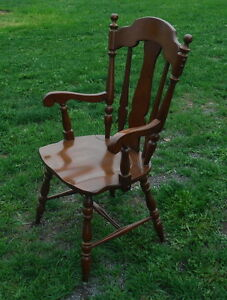 Oak or maple Chairs
