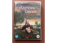 The Vampire Diaries Season 1 DVD Boxset