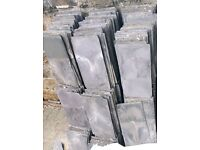 Reclaimed Welsh Slate Roofing Tiles - Qty: 2500