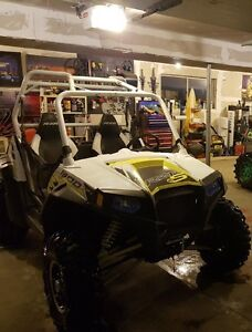 2014 Polaris RZR s  Limited Edition with Power Steering
