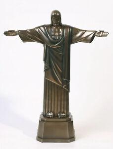Christianity Figurine Collection Christ The Redeemer Figurine Rio Brazil Statue