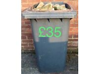 SEASONED HARD WOOD LOGS FUEL FOR SALE BIN, BOX OR BASKET FULL FIRE PITS BURNERS KINDLING BBQ