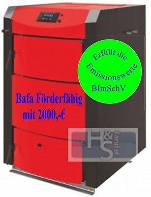 Holzvergaser Alpha Plus 20  BAFA Förderfahiger 2000,-€ Holzkessel