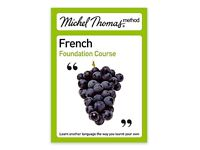 French with Michel Thomas. French Foundation Course CDs with Booklet