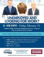 CAMLACHIE JOB EXPO - FEB 10