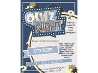 quizz night at the full moon dudley