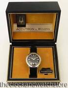 Vintage Bulova Accutron Watches