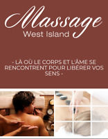 Massage Therapy/ near Airport/ 514-538-9797