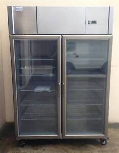 : Commercial Fridge 1220 Litre with Digital Control Glass Door Darra Brisbane South West Preview
