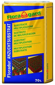 70L (1x70L) Florgard Floraton 3 Schildkrötenerde Bodendgrund für Terrarien
