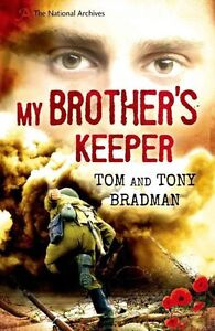 My-Brother-039-s-Keeper-by-Tom-Bradman-Tony-Bradman-Paperback-2014