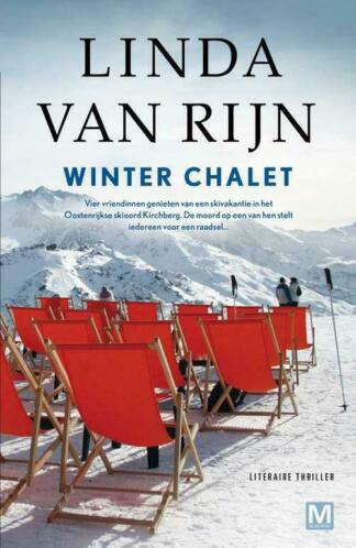 eBook-Winter chalet - Linda van Rijn