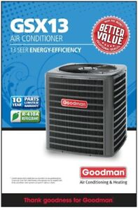 Ac's fully installed starting at $2200.00