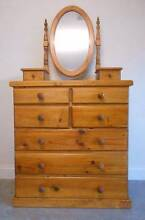 Dressing Table / Chest of Drawers Blackwood Mitcham Area Preview