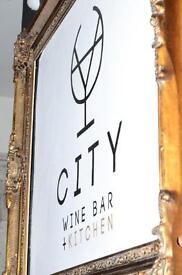 General Manager for City Wine Bar & Kitchen