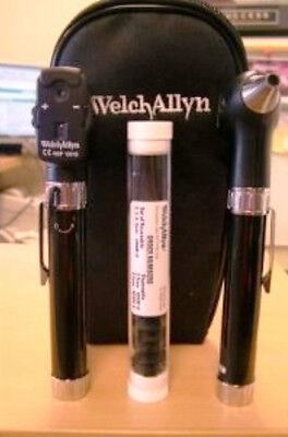Medical Diagnostic Set Pocket Junior 95001 Opthalmoscope Otoscope Welch Allyn