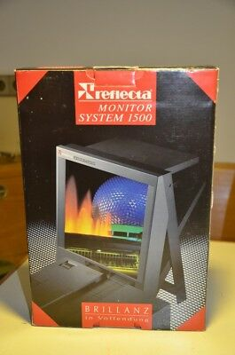 Refecta Monitor System 1500 für Dias, in Originalverpackung, neuwertig, s. Fotos