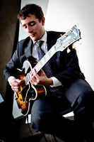 Jazz guitar lessons in Montreal - study with a PRO!