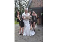 Wedding dress Ronald Joyce size 20