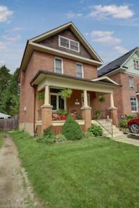 4 Bedroom Home for Rent in Owen Sound - Available April 1st