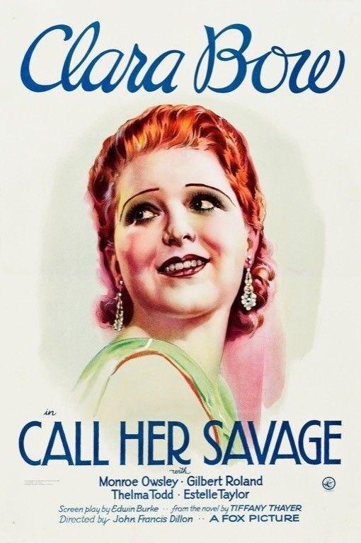 CALL HER SAVAGE (1932) 25622