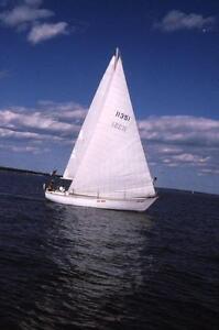 """Sailboat C&C 30' """"das boot"""""""