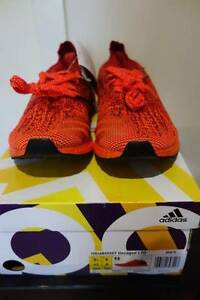 ADIDAS ULTRABOOST UNCAGED RED LTD US8.5 BRAND NEW BB4678 Carnegie Glen Eira Area Preview